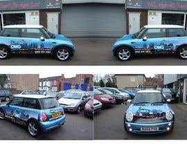 #15 for Develop a Corporate Identity for a Mini Cooper car by jelena1229