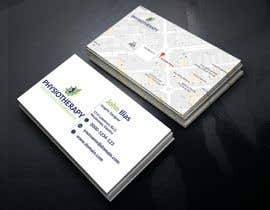 #4 for design business card for physiotherapy clinic by sanjoypl15