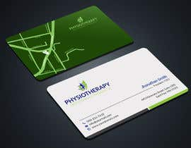 #7 for design business card for physiotherapy clinic by mahmudkhan44