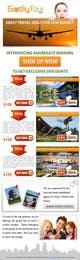 Imej kecil Penyertaan Peraduan #13 untuk Advertisement Design for Godiytour.com