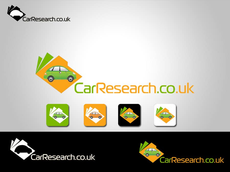 Proposition n°                                        157                                      du concours                                         Logo Design for CarResearch.co.uk