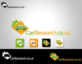 #157 pentru Logo Design for CarResearch.co.uk de către blackbilla