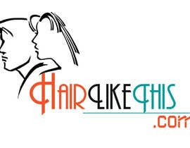 #56 for Logo Design for HairLikeThis.com af sdinfoways