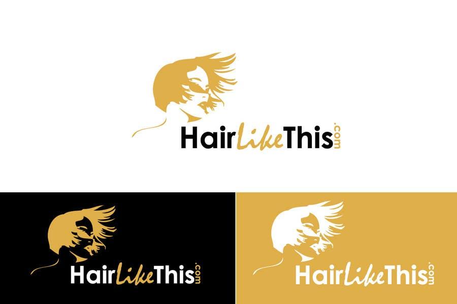 Proposition n°                                        82                                      du concours                                         Logo Design for HairLikeThis.com