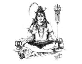 #31 untuk Sketches of deities for a new book to be published on Hinduism oleh prasanthmangad