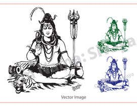 prasanthmangad tarafından Sketches of deities for a new book to be published on Hinduism için no 40