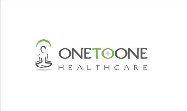 Konkurrenceindlæg #                                        116                                      for                                         Logo Design for One to one healthcare
