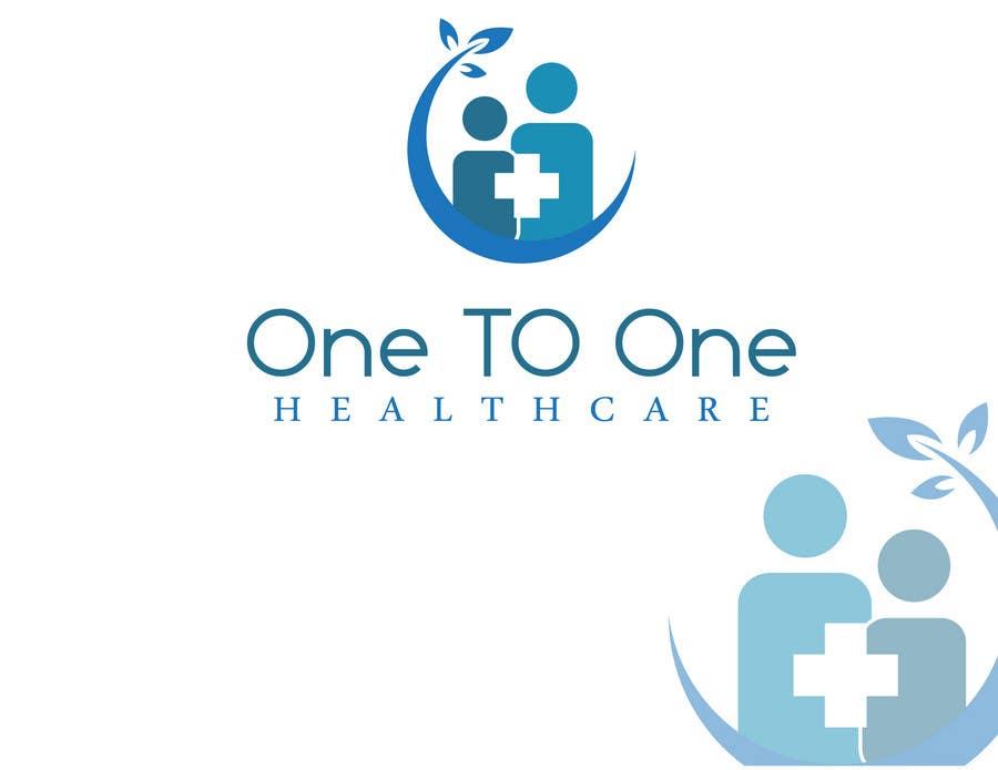 Konkurrenceindlæg #                                        458                                      for                                         Logo Design for One to one healthcare