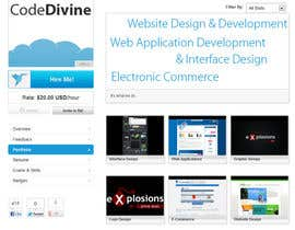 #658 untuk Scriptlance Users: Complete your Profile and Win! oleh codedivine