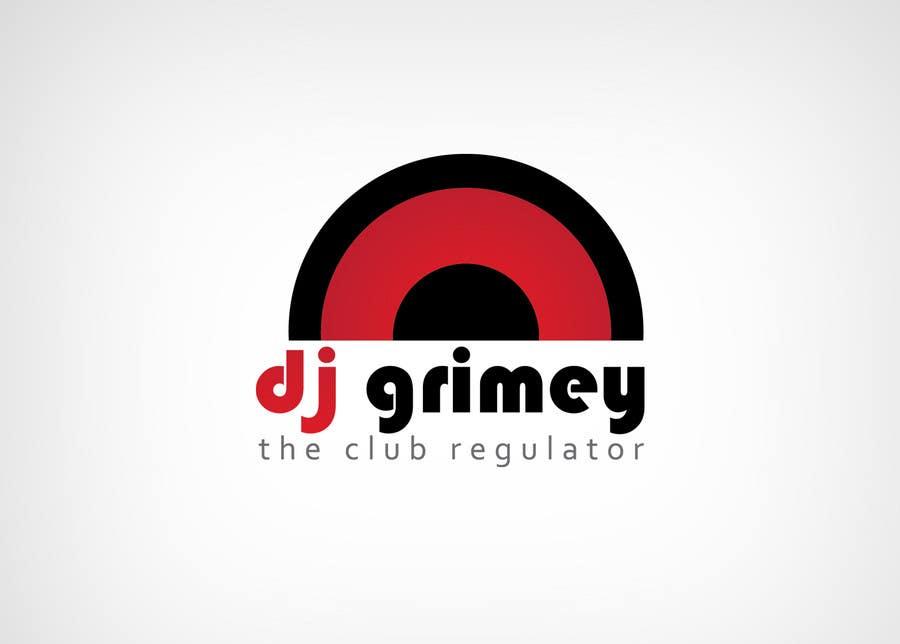 """Inscrição nº 25 do Concurso para Logo Design for Dj Grimey """"The Club Regulator""""!"""