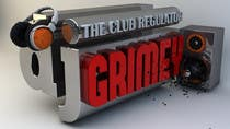 "Graphic Design Inscrição do Concurso Nº59 para Logo Design for Dj Grimey ""The Club Regulator""!"