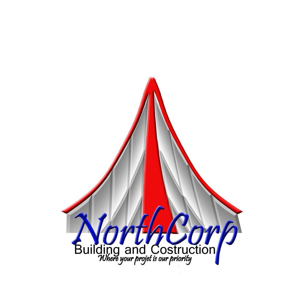 Konkurrenceindlæg #                                        370                                      for                                         Corporate Logo Design for Northcorp Building & Construction