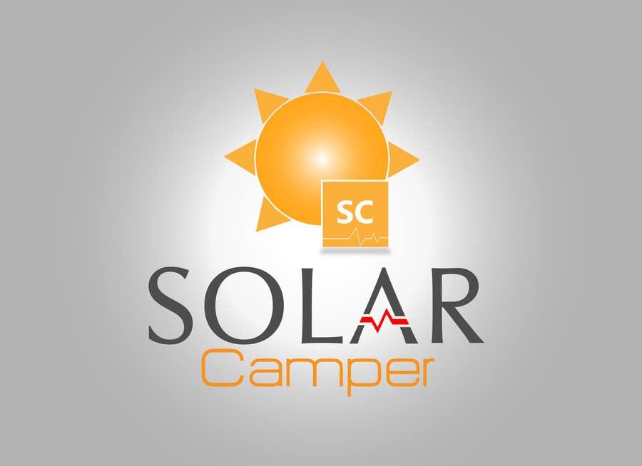 Inscrição nº                                         11                                      do Concurso para                                         Design a Logo for Solar Camper