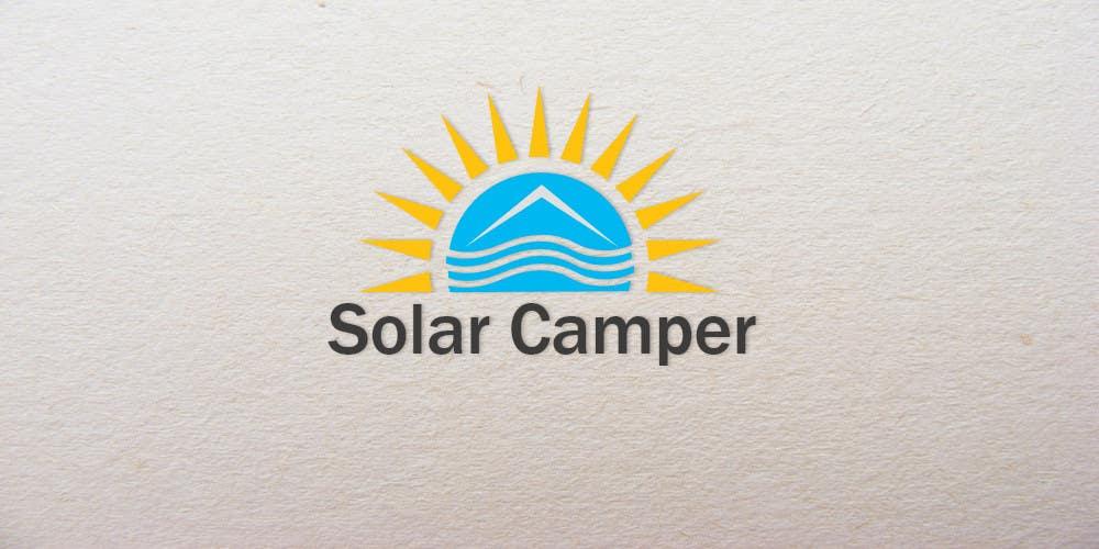 Inscrição nº                                         88                                      do Concurso para                                         Design a Logo for Solar Camper
