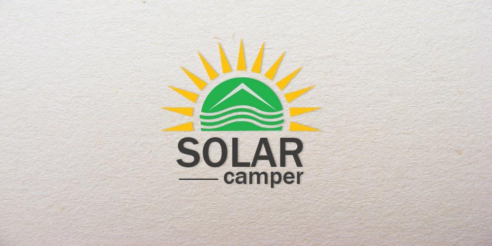 Inscrição nº                                         90                                      do Concurso para                                         Design a Logo for Solar Camper