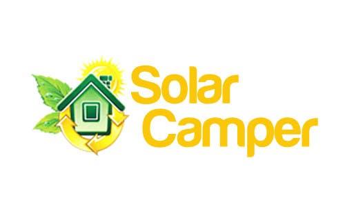 Inscrição nº                                         22                                      do Concurso para                                         Design a Logo for Solar Camper