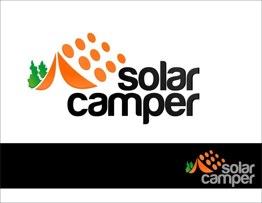 Inscrição nº                                         53                                      do Concurso para                                         Design a Logo for Solar Camper
