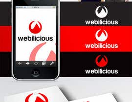 #291 for Logo Design for Webilicious by ulogo
