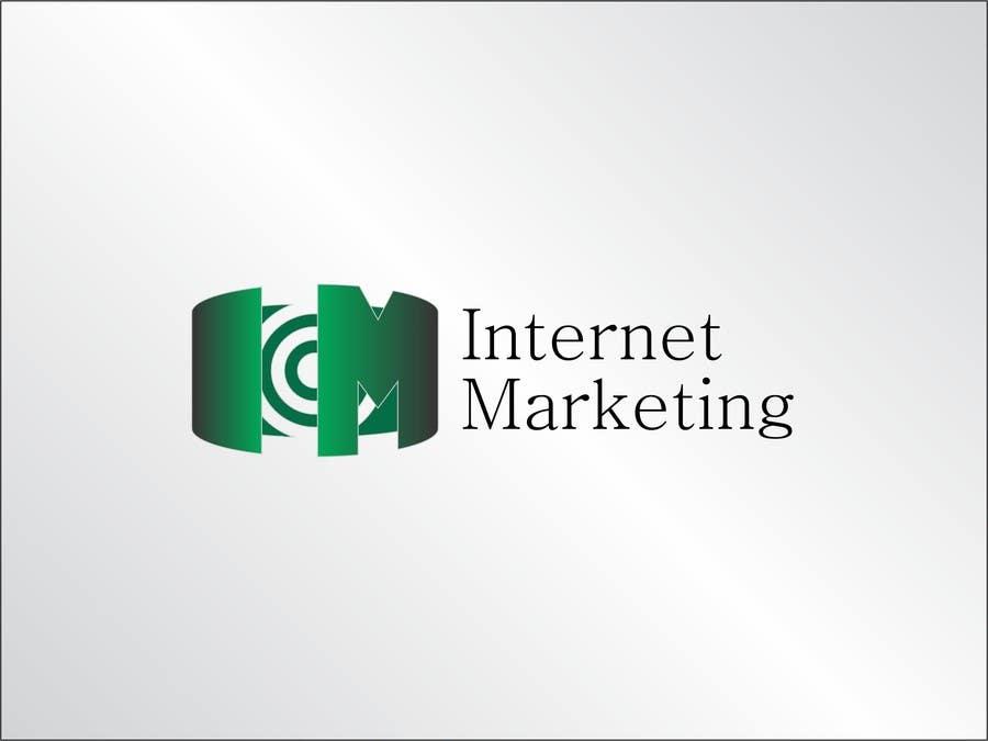 Konkurrenceindlæg #                                        38                                      for                                         Design a Logo for an Internet Marketing company