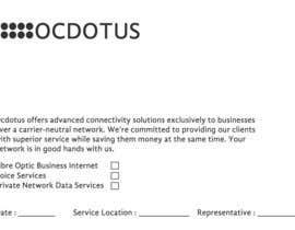 #39 untuk Design a Marketing Postcard for a Telecommunications Company oleh jayneshtandel
