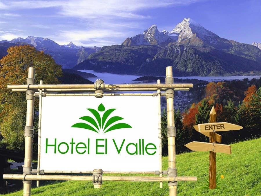 Конкурсная заявка №30 для Banner Ad Design for Hotel el Valle