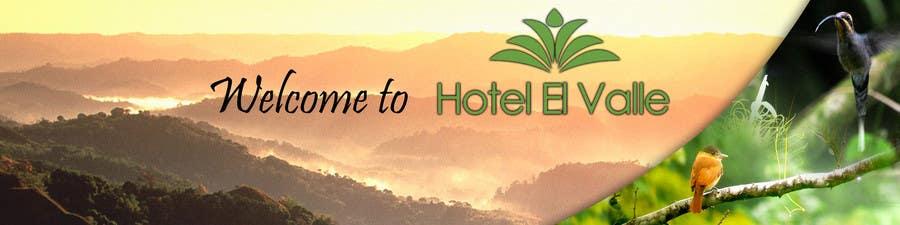 Конкурсная заявка №27 для Banner Ad Design for Hotel el Valle