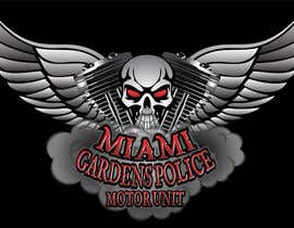 #2 untuk Design a Logo for Miami Gardens Police Motor Unit oleh eryprihananto