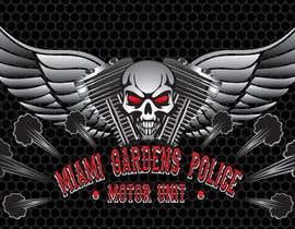 #5 untuk Design a Logo for Miami Gardens Police Motor Unit oleh blaesisus