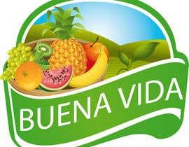 nº 55 pour Design a Logo for Buena Vida Fruits and Vegtables par Idemia