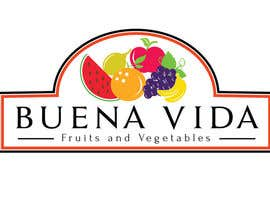 nº 49 pour Design a Logo for Buena Vida Fruits and Vegtables par thstudio1