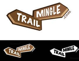 #21 untuk Trail Mingle Logo Design Contest oleh focused