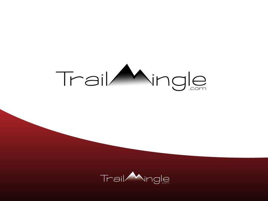 #68 for Trail Mingle Logo Design Contest by hatterwolf