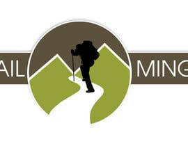 #53 para Trail Mingle Logo Design Contest por datagrabbers