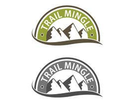 #55 para Trail Mingle Logo Design Contest por datagrabbers