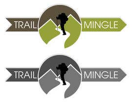 #60 para Trail Mingle Logo Design Contest por datagrabbers