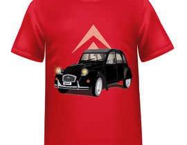 nº 4 pour Design t-shirt 2cv par ro2020