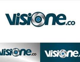 "nº 233 pour logo design for ""visione.co"" par innovys"