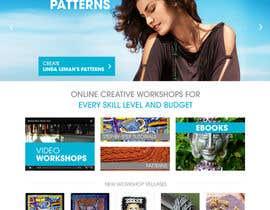 #8 para Home Page Design For www.iCreateFlix.com por VLVali