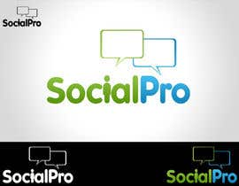 #63 for Logo Design for SOCIALPRO by blackbilla