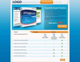 #3 untuk Website Design for Landing Page for Discount on Software (Homepage + Subpage) oleh fietha