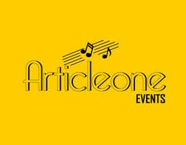 #99 for Design a Logo for 'Article One Events' af pailagvrdhn