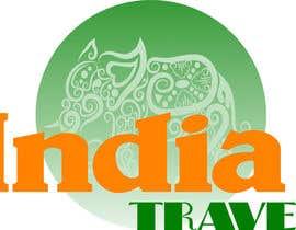 Nro 11 kilpailuun Design a Logo for Travel India käyttäjältä desislavsl