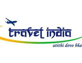 Nro 25 kilpailuun Design a Logo for Travel India käyttäjältä shrisjaf