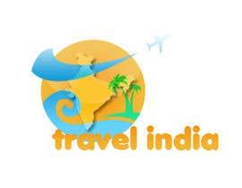 Nro 15 kilpailuun Design a Logo for Travel India käyttäjältä debanjan999