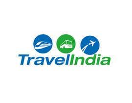 Nro 1 kilpailuun Design a Logo for Travel India käyttäjältä finetone