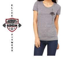 #19 for Proposez un graphisme pour un t-shirt d'une salle de CrossFit by oobqoo