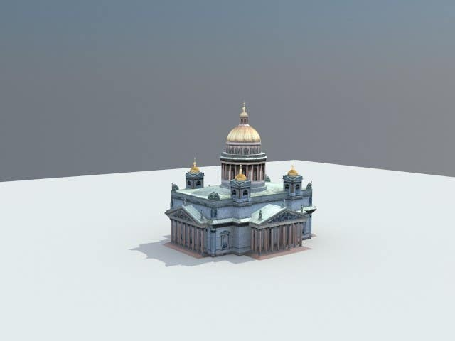 Entry #2 by emelya for Game-ready 3D assets (hiring 3D artists
