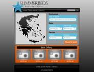 Bài tham dự #74 về Graphic Design cho cuộc thi Website Design for SUMMERBEDS
