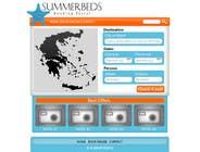 Bài tham dự #75 về Graphic Design cho cuộc thi Website Design for SUMMERBEDS