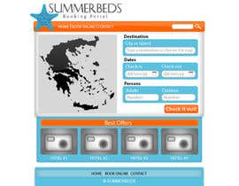 #75 for Website Design for SUMMERBEDS af giannoulasv